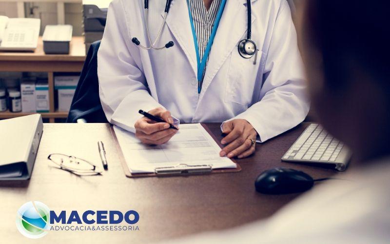 Quais Documentos Necessários Para Dar Entrada No Auxílio Doença - Escritório de Advocacia em São Paulo - SP | Macedo Advocacia - Quais documentos necessários para dar entrada no auxílio-doença?