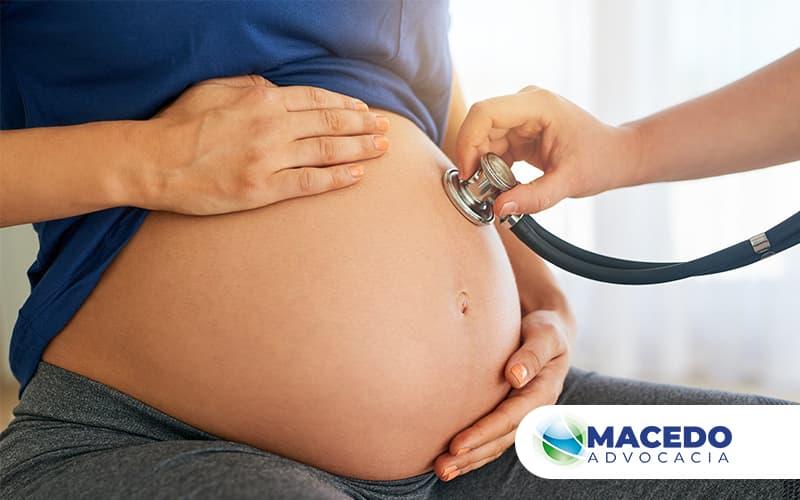 Desempregada Tem Direito Ao Salario Maternidade Post - Escritório de Advocacia em São Paulo - SP | Macedo Advocacia - Desempregada tem direito ao salário-maternidade?