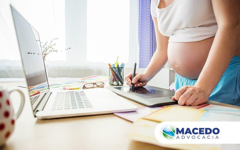 Entenda Como Funciona A Licenca Maternidade Post - Escritório de Advocacia em São Paulo - SP | Macedo Advocacia - Entenda como funciona a licença-maternidade
