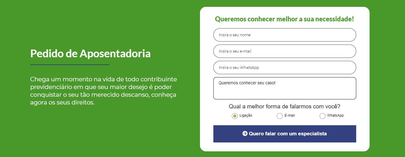 Pedido De Aposentadoria - Escritório de Advocacia em São Paulo - SP | Macedo Advocacia - Pedido de Aposentadoria