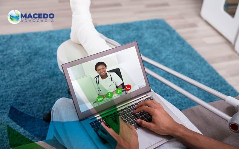 Telepericia No Inss Economize Tempo E Evite O Risco De Contagio Do Covid 19 Post (1) - Escritório de Advocacia em São Paulo - SP | Macedo Advocacia - Quais os benefícios da teleperícia?