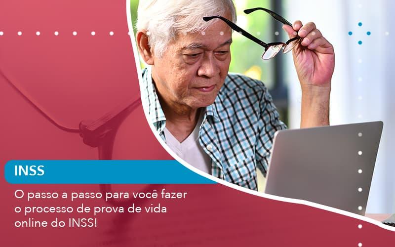 O Passo A Passo Para Voce Fazer O Processo De Prova De Vida Online Do Inss 1 - Escritório de Advocacia em São Paulo - SP | Macedo Advocacia - O passo a passo para você fazer o processo de prova de vida online do INSS!