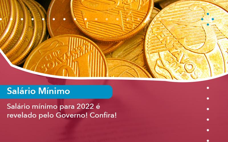 Salario Minimo Para 2022 E Revelado Pelo Governo Confira - Escritório de Advocacia em São Paulo - SP | Macedo Advocacia - Salário mínimo para 2022 é revelado pelo Governo! Confira!